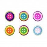 Visuel unique de Home Sticker Autocollant bouton Home iPhone 3GS / 4 / 4S Design Bouton