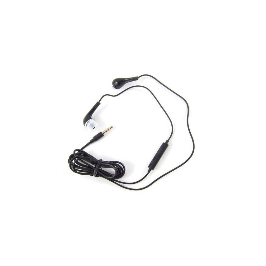 Visuel supplémentaire de Ecouteurs / Kit Piéton IN-EAR Noir EHS64AVFBE Origine Samsung