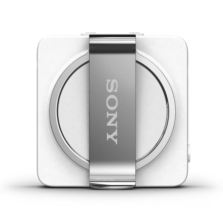 Zoom sur Ecouteurs Sony SBH20 Kit Piéton Bluetooth NFC Stéréo Rose