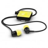Photo réelle de Ecouteurs Sony SBH20 Kit Piéton Bluetooth NFC Stéréo Jaune