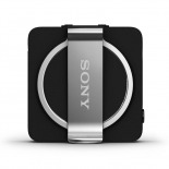 Zoom sur Ecouteurs Sony SBH20 Kit Piéton Bluetooth NFC Stéréo Jaune