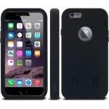 """Visuel supplémentaire de Coque Antichoc """"ULTIMATE"""" pour iPhone 6 Plus Noire"""