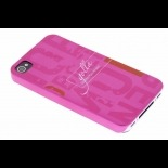 Photo réelle de Coque Extra Fine iPhone 4/4S Golla Collection Hetty Rose