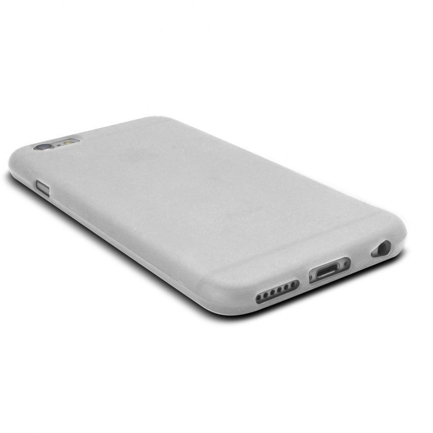 Vue portée de Coque iPhone 6 Frozen Ice Extra Fine Blanc