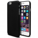 Visuel supplémentaire de Coque iPhone 6 Frozen Ice Extra Fine Noir opaque