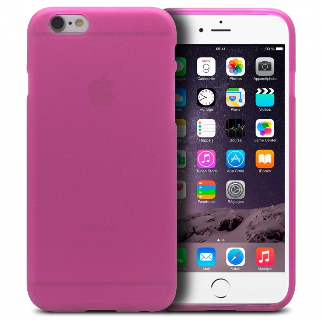 coque apple iphone 6 plus 55 iphone 6 frozen ice extra fine rose