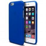 Visuel supplémentaire de Coque iPhone 6 Plus Frozen Ice Extra Fine Bleu