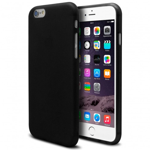 coque iphone 6 apple noir