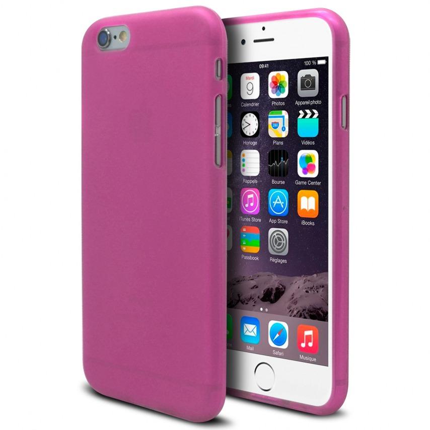 Visuel supplémentaire de Coque iPhone 6 Frozen Ice Extra Fine Rose