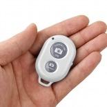 Visuel supplémentaire de Télécommande Bluetooth 3.0 RemoteShutter pour Selfiestick Blanc