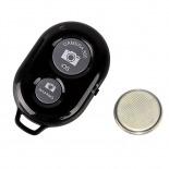 Vue complémentaire de Télécommande Bluetooth 3.0 RemoteShutter pour Selfiestick Noir
