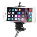 Zoom sur Monopod Selfie Stick Universel Extensible 20-100 cm Rose