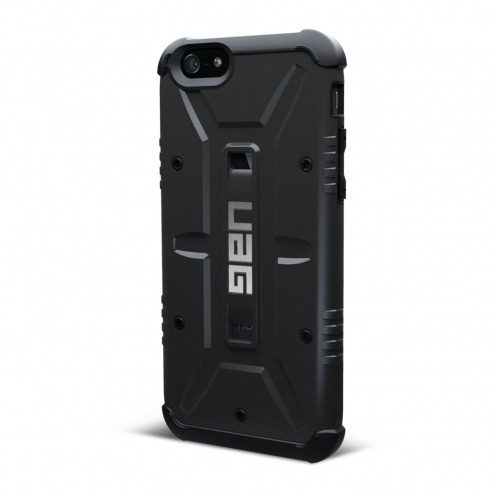 Coque Antichoc iPhone 6 / 6s Urban Armor Gear® UAG Scout Noir