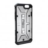 Visuel supplémentaire de Coque Antichoc iPhone 6 Urban Armor Gear UAG Maverick Transparent
