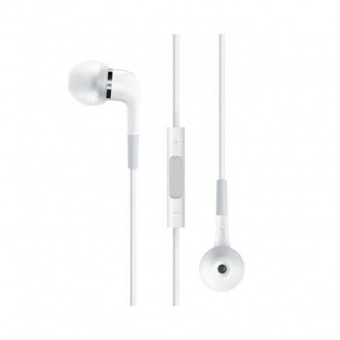 Ecouteurs / Kit Piéton IN-EAR avec Volume Blanc