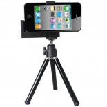 Vue portée de Tripod - Stand Photo / Video pour iPhone 3G / iPhone 4 / 4S
