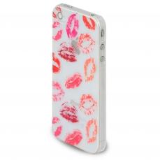 Vue détaillée de Coque Moxie Crystal KISS iPhone 4 / 4S