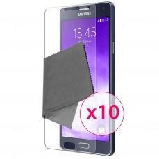 Films de protection Samsung Galaxy A7 Clubcase ® HD Lot de 10