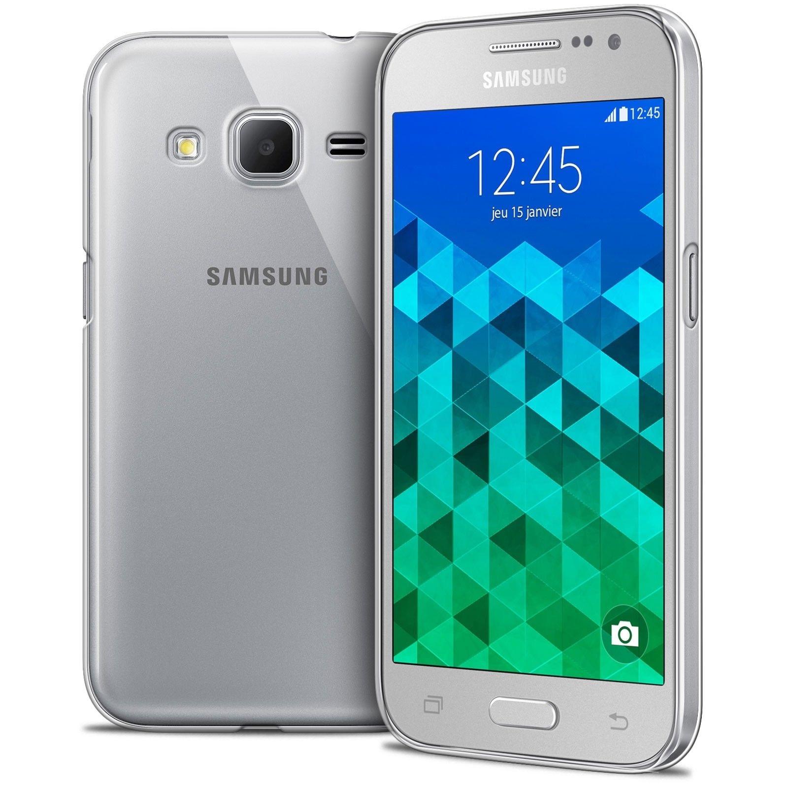 Coque Samsung Galaxy Core Prime Crystal Extra Fine Transparente