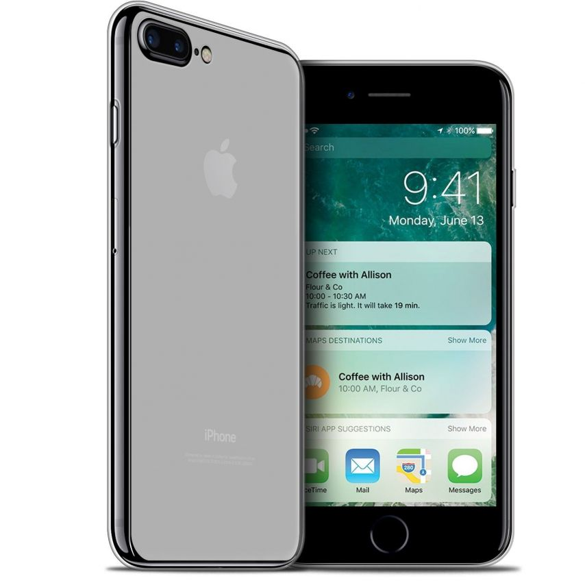 Coque Apple iPhone 7/8 Plus (5.5) Frozen Ice Extra Fine Gel