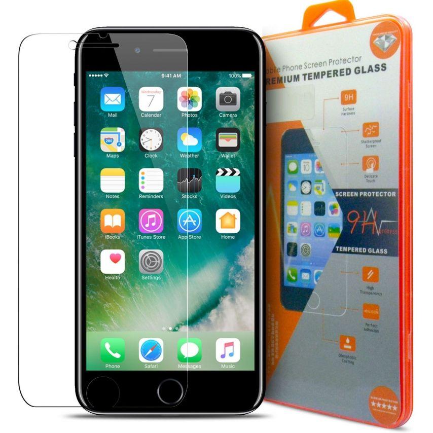 Protection d'écran Verre trempé Apple iPhone 7/8 (4.7) - 9H Glass Pro+ HD 0.33 mm 2.5D