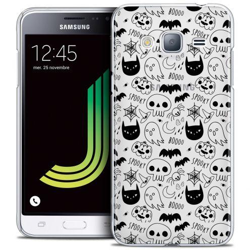 Coque Crystal Samsung Galaxy J3 2016 (J320) Extra Fine Halloween - Spooky