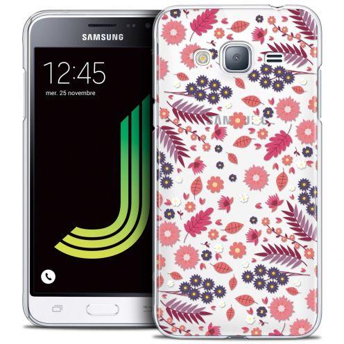 Coque Crystal Samsung Galaxy J3 2016 (J320) Extra Fine Spring - Printemps