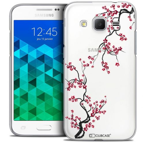 Coque Crystal Samsung Galaxy Core Prime (G360) Extra Fine Summer - Sakura