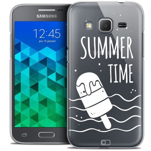 Coque Crystal Samsung Galaxy Core Prime (G360) Extra Fine Summer - Summer Time