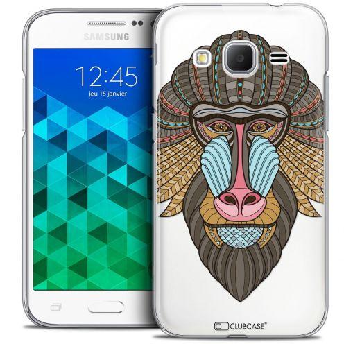 Coque Crystal Rigide Samsung Galaxy Core Prime (G360) Extra Fine Summer - Babouin