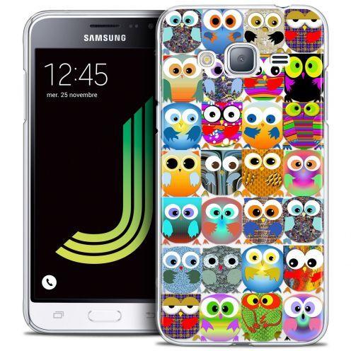 Coque Crystal Rigide Samsung Galaxy J3 2016 (J320) Extra Fine Claude - Hibous