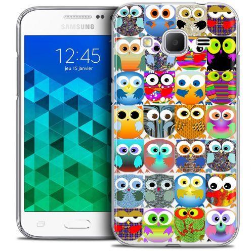 Coque Crystal Rigide Samsung Galaxy Core Prime (G360) Extra Fine Claude - Hibous