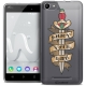 Coque Crystal Gel Wiko Jerry Extra Fine Tatoo Lover - Enjoy Life