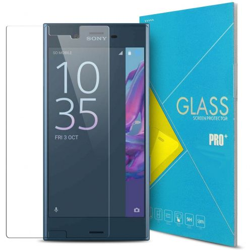"Protection d'écran Verre trempé Sony Xperia XZ 5.2"" - 9H Glass Pro+ HD 0.33 mm 2.5D"