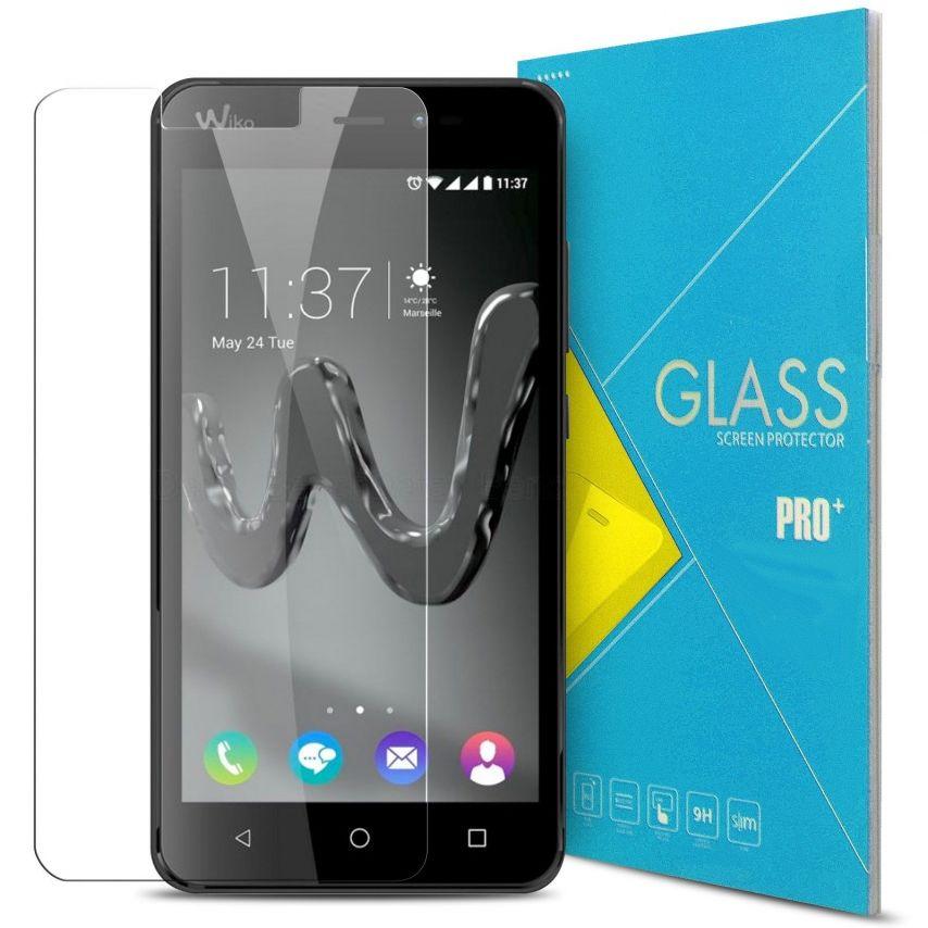 Protection d'écran Verre trempé Wiko Freddy - 9H Glass Pro+ HD 0.33 mm 2.5D