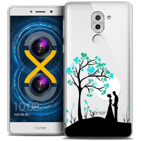 Coque Crystal Gel Huawei Honor 6X Extra Fine Love - Sous l'arbre