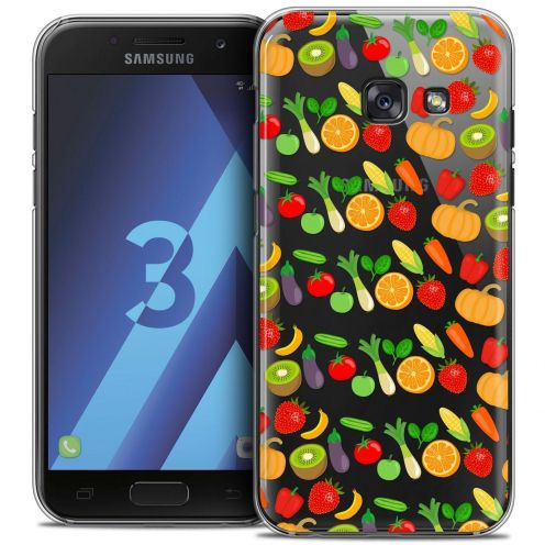 Coque Crystal Samsung Galaxy A3 2017 (A320) Extra Fine Foodie - Healthy