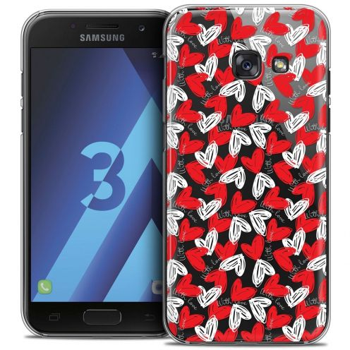 Coque Crystal Samsung Galaxy A3 2017 (A320) Extra Fine Love - With Love