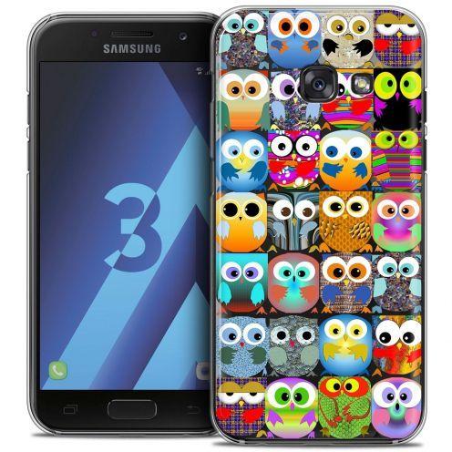 Coque Crystal Samsung Galaxy A3 2017 (A320) Extra Fine Claude - Hibous