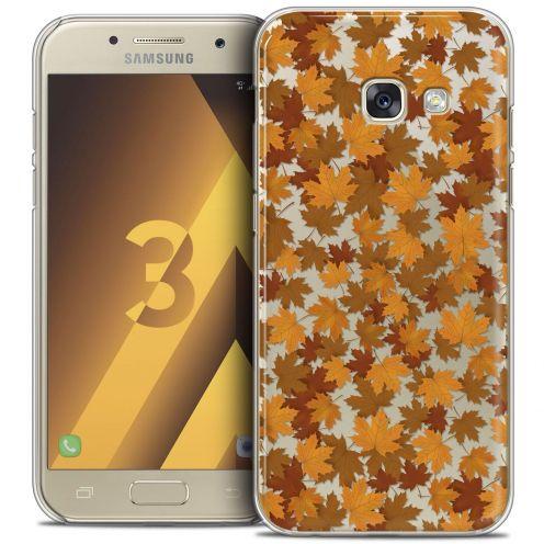 Coque Crystal Samsung Galaxy A3 2017 (A320) Extra Fine Autumn 16 - Feuilles