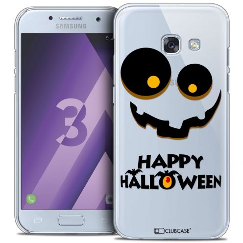 Coque Crystal Samsung Galaxy A3 2017 (A320) Extra Fine Halloween - Happy
