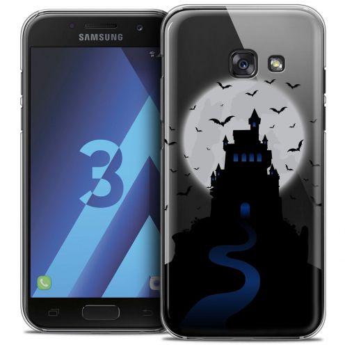 Coque Crystal Samsung Galaxy A3 2017 (A320) Extra Fine Halloween - Castle Nightmare