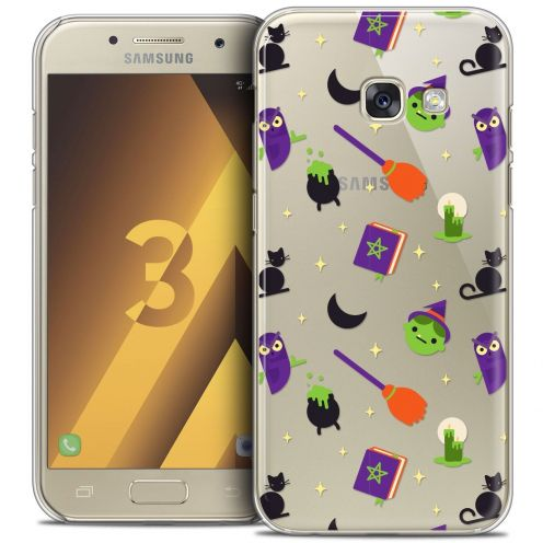 Coque Crystal Samsung Galaxy A3 2017 (A320) Extra Fine Halloween - Witch Potter