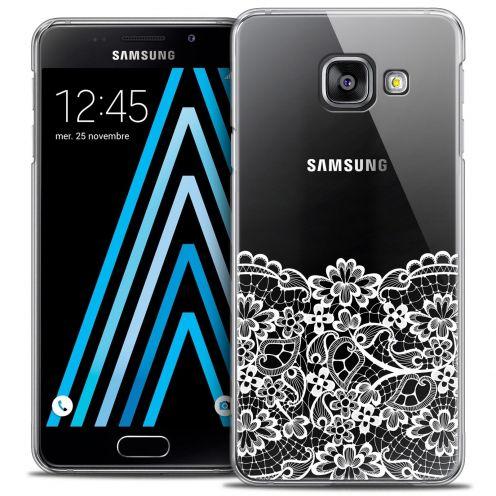 Coque Crystal Samsung Galaxy A3 2016 (A310) Extra Fine Spring - Bas dentelle