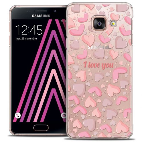 Coque Crystal Samsung Galaxy A3 2016 (A310) Extra Fine Love - I Love You