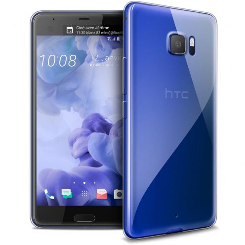 Coque HTC U ULTRA Extra Fine Souple Crystal Clear