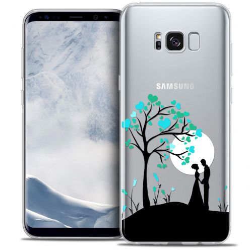 Coque Crystal Gel Samsung Galaxy S8 (G950) Extra Fine Love - Sous l'arbre