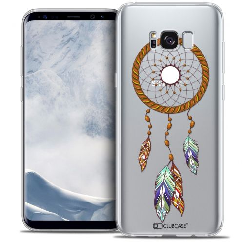 Coque Crystal Gel Samsung Galaxy S8 (G950) Extra Fine Dreamy - Attrape Rêves Shine