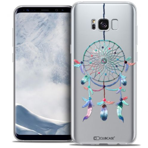 Coque Crystal Gel Samsung Galaxy S8 (G950) Extra Fine Dreamy - Attrape Rêves Rainbow