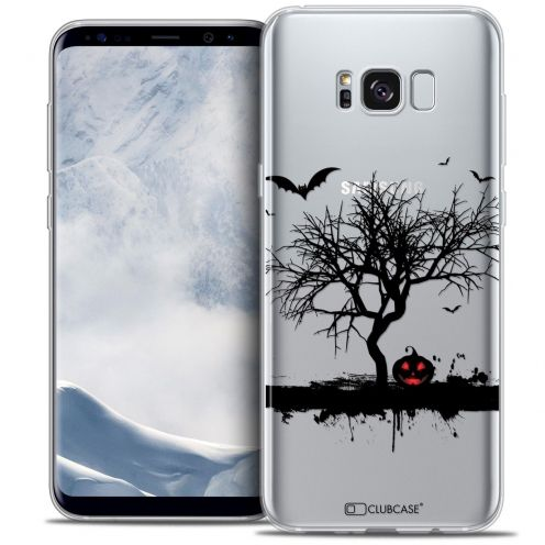 Coque Crystal Gel Samsung Galaxy S8 (G950) Extra Fine Halloween - Devil's Tree